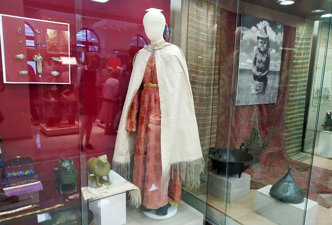 кубелековое-платье