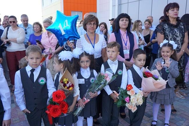 1 Д класс школы в Янтарном-min