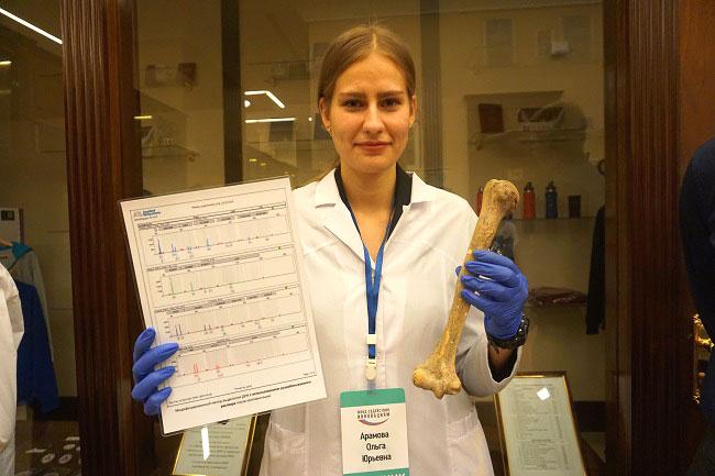 Ольга-Арамова---генетик