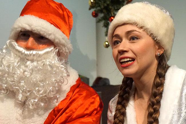 настощие-Дед-Мороз-и-Снегур