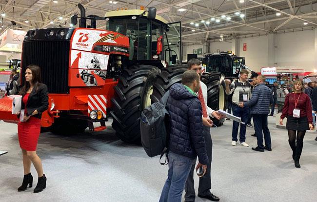 трактор-Победы