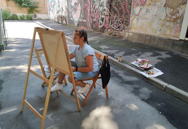 Рисовать-хочется