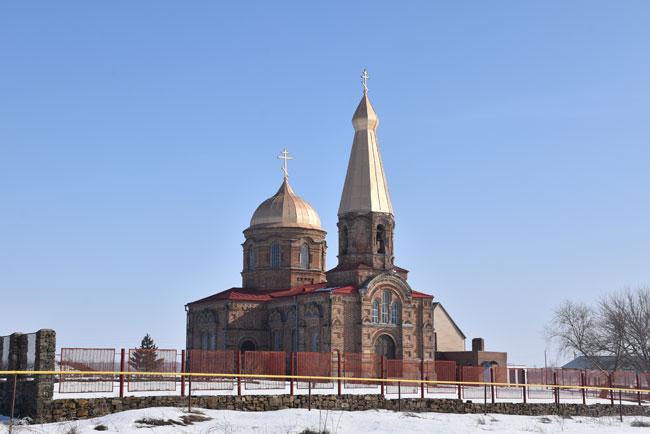 Церковь-Крюково