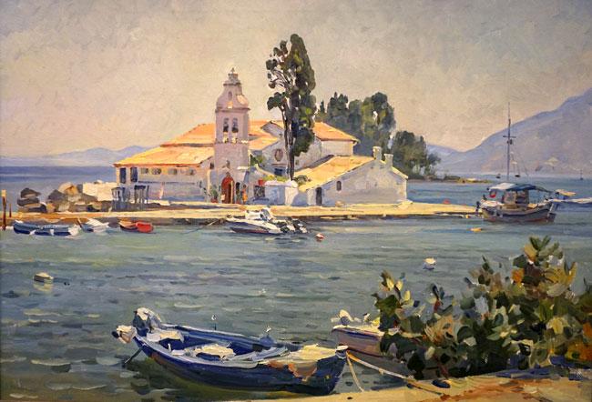 Остров-Корфу