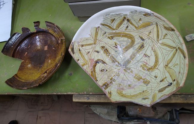 турецкая-керамика