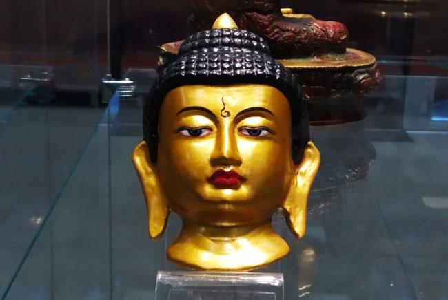 Маска-Будды