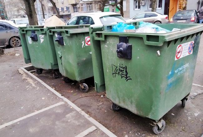 мусорный-контейнер