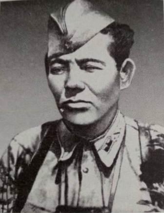 подполковник Гареев