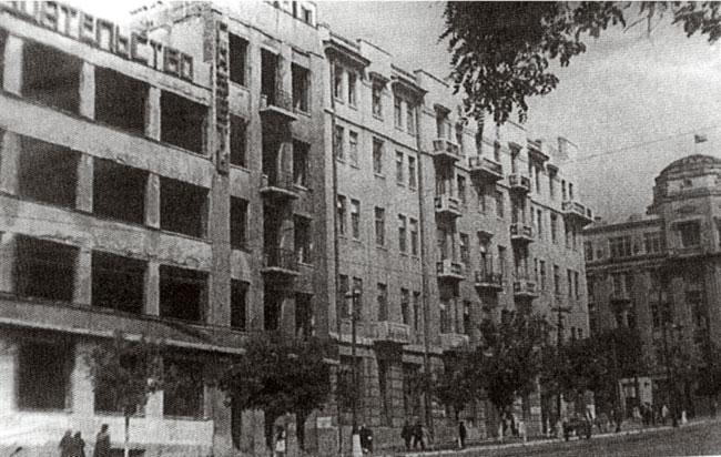 Молот-после-войны