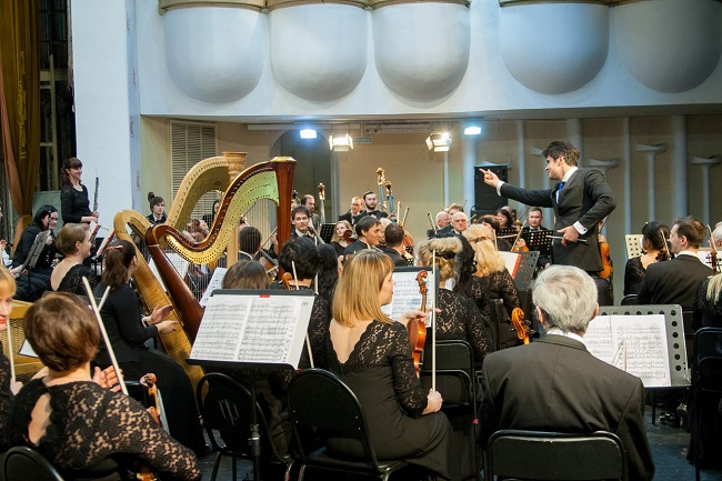 ростовский симфонический оркестр