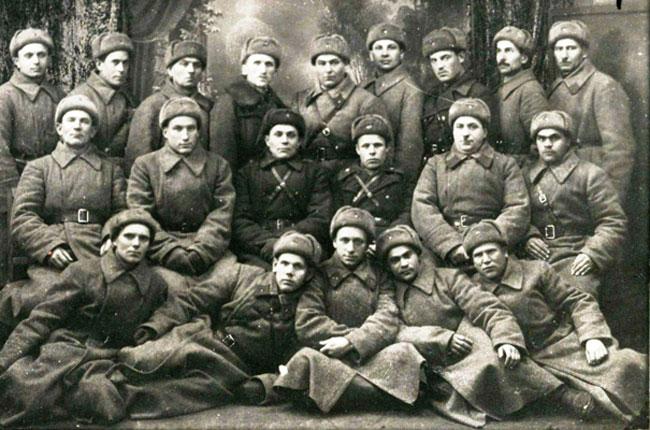 бойцы-полка