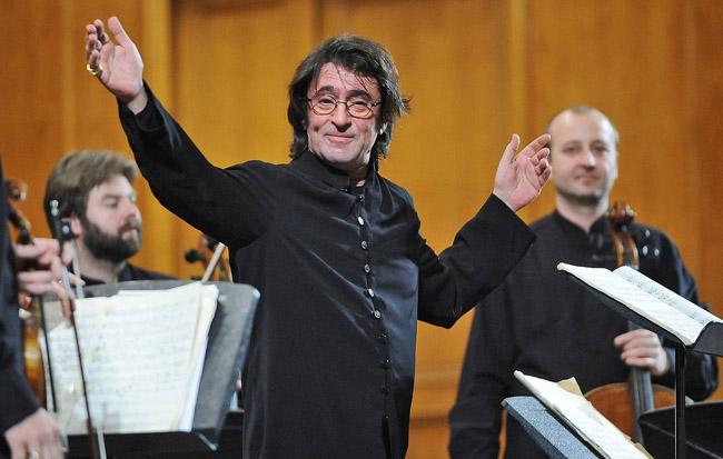 Concert marks Yuri Bashmet's 57 birthday