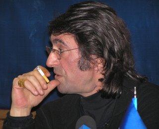 Народный артист СССР Юрий Башмет фото Веры Волошиновой
