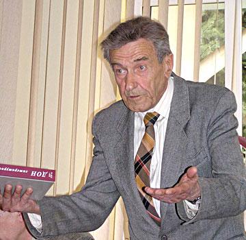 Скребов Николай Михайлович - директор дирекции программ службы радиовещания ГТРК фото Веры Волошиновой