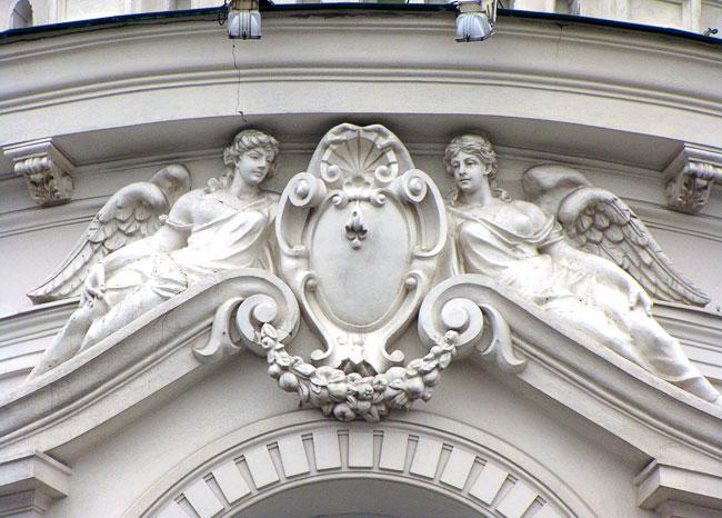 Ростовская Городская Дума, архитектор Александр Померанцев, фото Веры Волошиновой