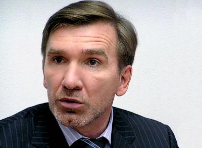 Министр общего и профессионального образования Ростовской области Игорь Гуськов, фото Веры Волошиновой