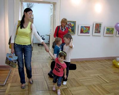 Детская галерея сегодня