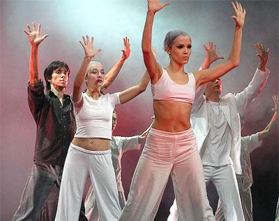 Балет 'Болеро' Ростовского музыкального театра, фото Веры Волошиновой