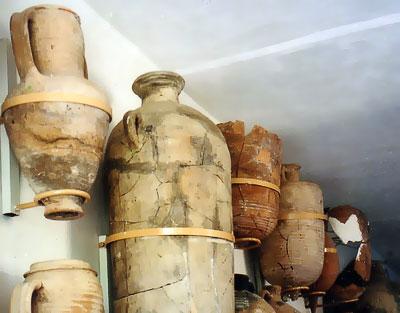 Амфорный зал музея-заповедника 'Танаис'