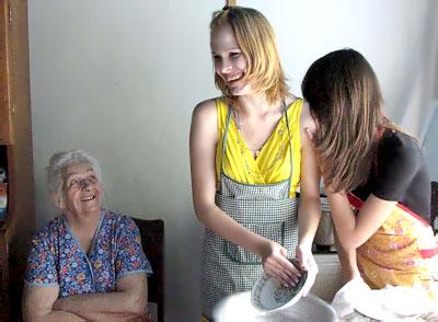 Ростовская область, социальном обслуживании лиц пожилого возраста и инвалидов, фото Веры Волошиновой