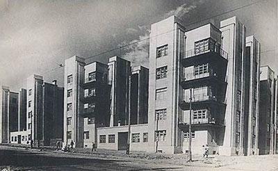 Жилой комплекс на Буденновском проспекте