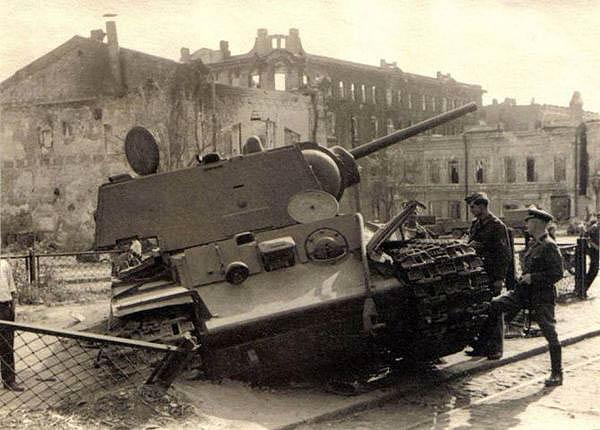 Немцы в Ростове