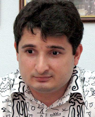 Николай Трапш, декан исторического факультета ЮФУ, фото Веры Волошиновой