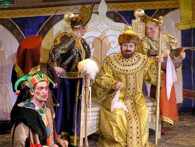 'Сказка о царе Салтане' в Ростовском Музыкальном театре