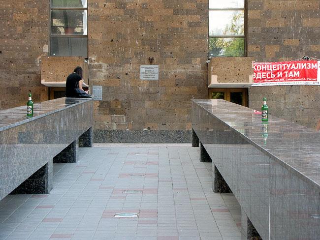 Портрет концептуализма, Первое Южно-Российское биеннале, фото Веры Волошиновой