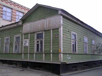 Почто-ямщицкая станция в Новочеркасске, фото Веры Волошиновой