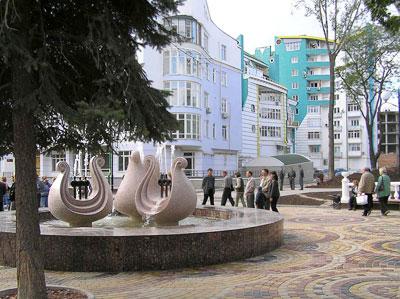Улица Пушкинская, Ростов-на-Дону, фото Веры Волошиновой
