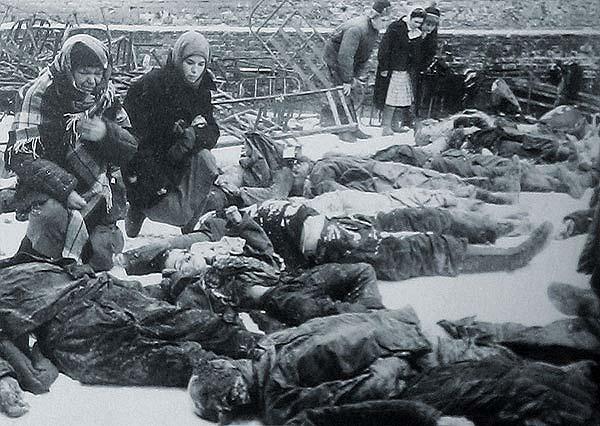 Советские военнопленные, убитые в февраля 1943 года