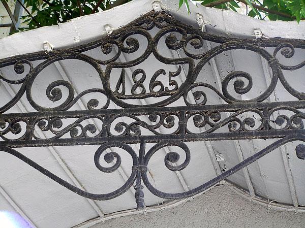 Козырек, Соколова 18, Ростов-на-Дону, фото Веры Волошиновой