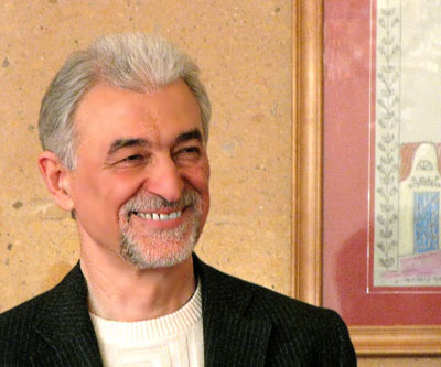 Юбиляр - Степан Зограбян