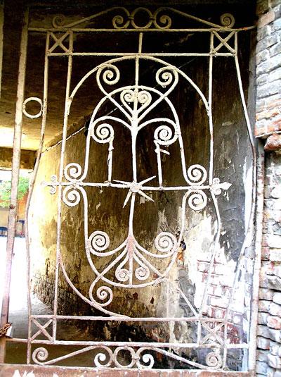 Ворота, ул Темерницкая 66, Ростов-на-Дону, фото Веры Волошиновой