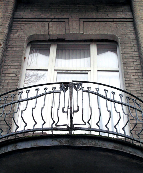 Шаумяна 13, балкон, Ростов-на-Дону