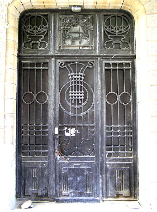 Шаумяна 13, дверь, Ростов-на-Дону