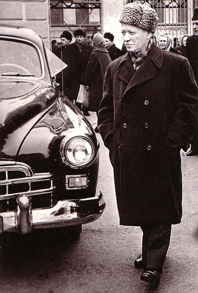 Милаих Шолохов в Ростов-на-Дону, 1964 год