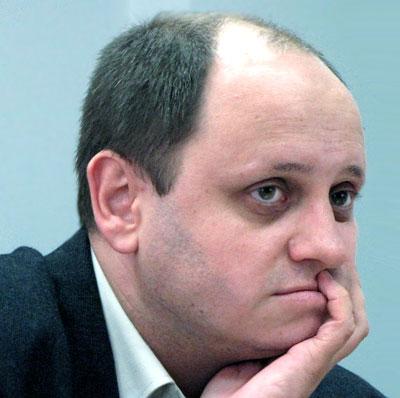 Эдуард Попов, ведущий научный сотрудник Российского института стратегических исследований, фото Веры Волошиновой