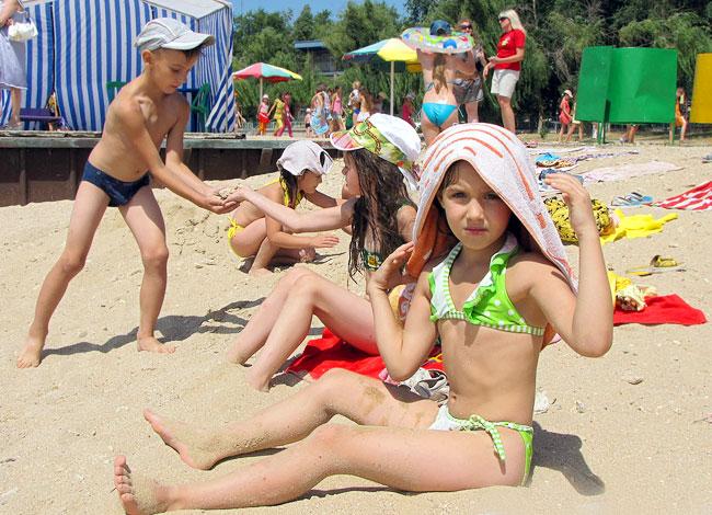 Санаторно-оздоровительный лагерь Спутник Неклиновского района Ростовской области, фото Веры Волошиновой