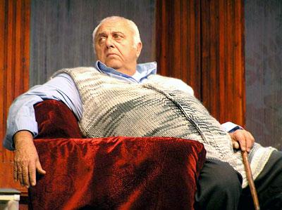 Народный артист России – Игорь Богодух в спектакле