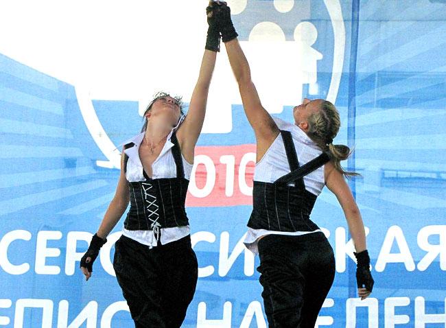 Фестиваль, посвященный переписи населения в Ростове-на-Дону, фото Веры Волошиновой
