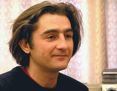 Сергей Галкин - заслуженный артист России