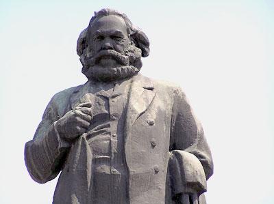 Памятник Карлу Марксу, Ростов-на-Дону, фото Веры Волошиновой