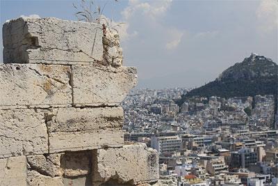 Древние и современные Афины