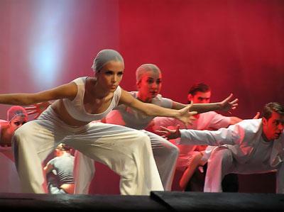 Балет 'Болеро' Ростовского музыкального театра, фото Веры Волошиновой;